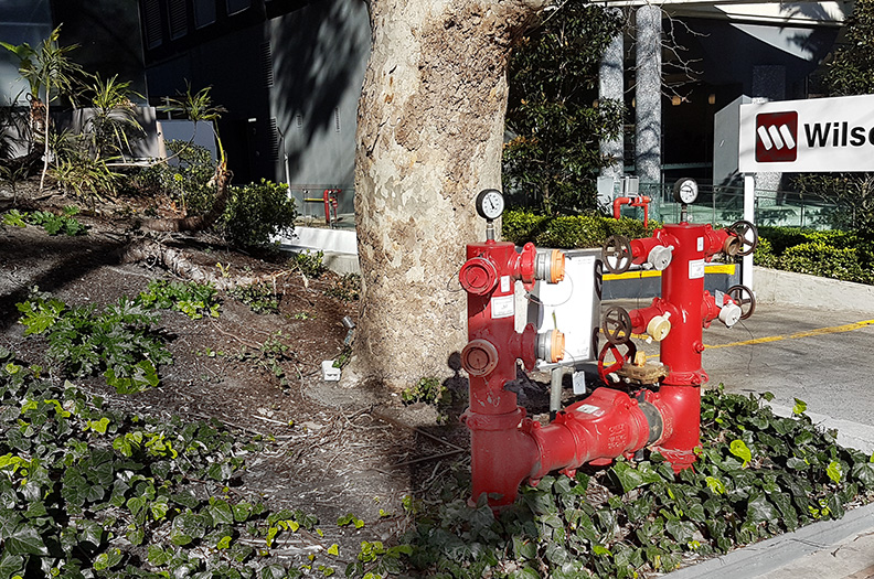 Citizenrod bad design fire hydrant emergency