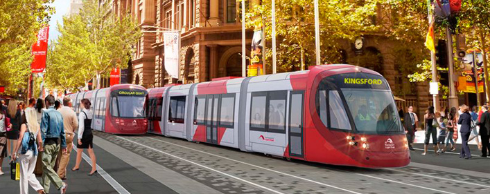 nsw light rail project