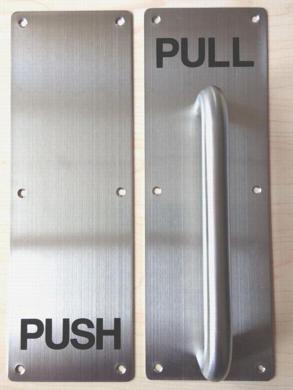 citizenrod bad design door handle push pull