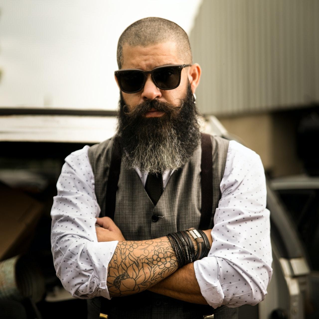 citizenrod moustache beard