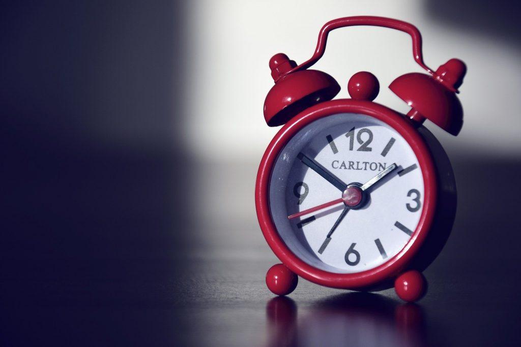 alarm clock watch reminder